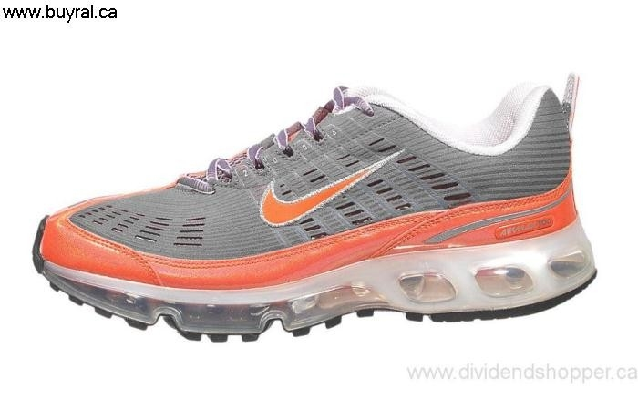 Canada Convenience Shoes 2006 Nike Air Max 360 310908-081 Flint Orange-Metallic Silver Grey/Deep AGLPQSVWZ8