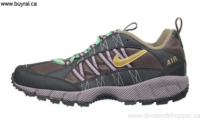 Canada Shoes 2006 Nike Air Humara Army Olive / Metallic Fern Gold Extended 314442-371 - BDGHIKPQS0