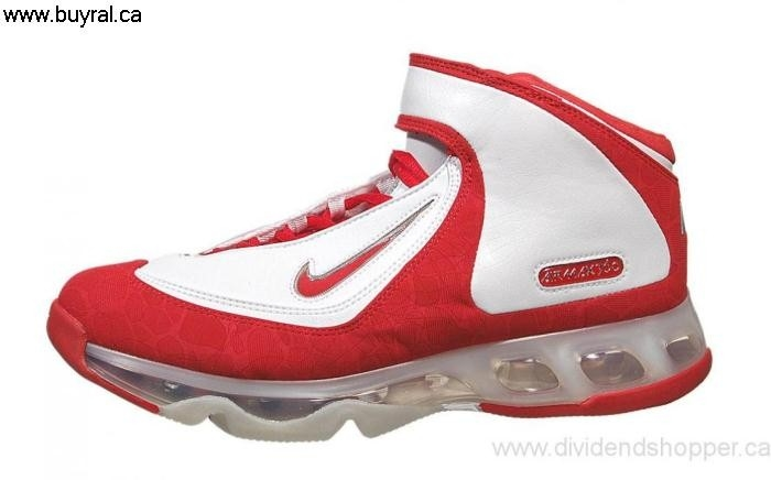 Canada Shoes 2006 Nike Air Max 360 313697-161 Suitably BB Red-Chrome White/Varsity HJWXY01468